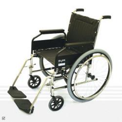 Glide Series 3 Deluxe Heavy Duty Folding Wheelchair
