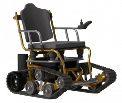 TrackMaster All-Terrain Power Wheelchair
