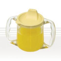 Clear Caring Mug