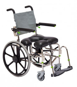 RAZ-SP Self Propelled Shower Commode