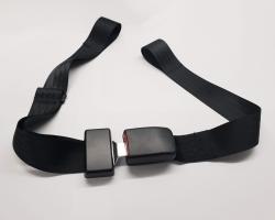 Car Type Seat Belt - Loop Attachment