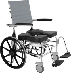 RAZ-SP600 Bariatric Self Propelled Shower Commode