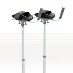 Coopers Gutter Crutches