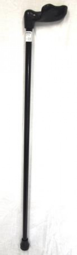 Coopers 'Fischer' Arthritic Handle Walking Stick Right Handle