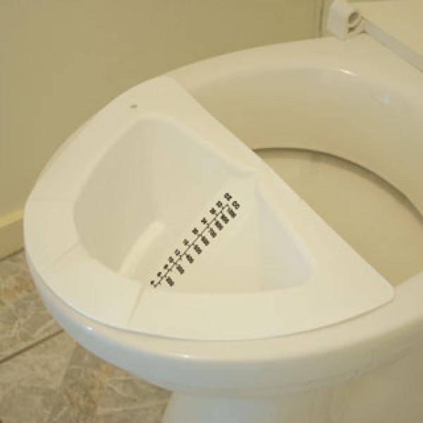 Toilet Specimen Measure