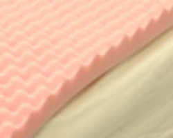 SAF Foam Mattress Overlay