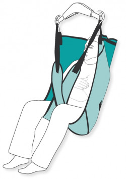 Allegro General Purpose Sling with Head Support
