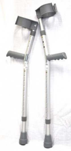 Coopers Paediatric Elbow Crutches