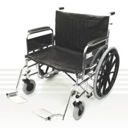 CareQuip Bariatric Manual Wheelchair