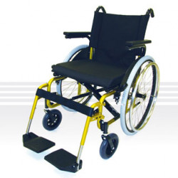 Glide Series 2 Leisure Folding Wheelchair