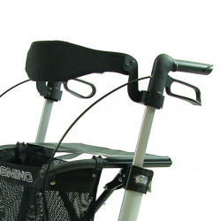 Gemino Walker Fixed Backrest
