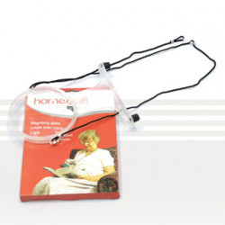 Magnifying Viewer with Neck Cord