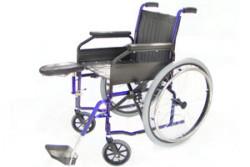Glide Series 1 Amputee Folding Wheelchair