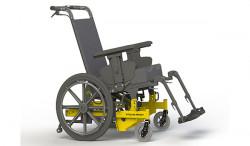 PDG Stellar Impact Tilt Wheelchair