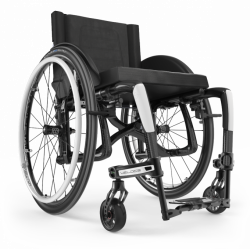 Motion Composites Veloce Carbon folding wheelchair
