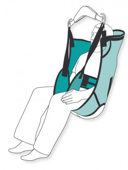 Allegro Care Head Support Sling