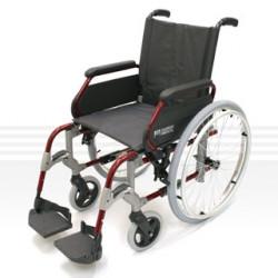 Breezy 305 / 312 with Self propel wheels