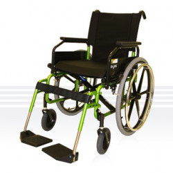 Glide Series 2 Leisure Plus Folding Wheelchair