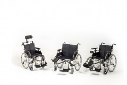 Sovereign 630 Manual Wheelchair