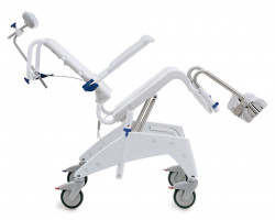 Aquatec Ocean VIP Mobile  Tilt in Space Commode